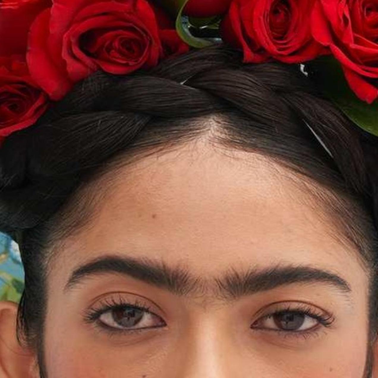 La belleza a través de los ojos de Frida