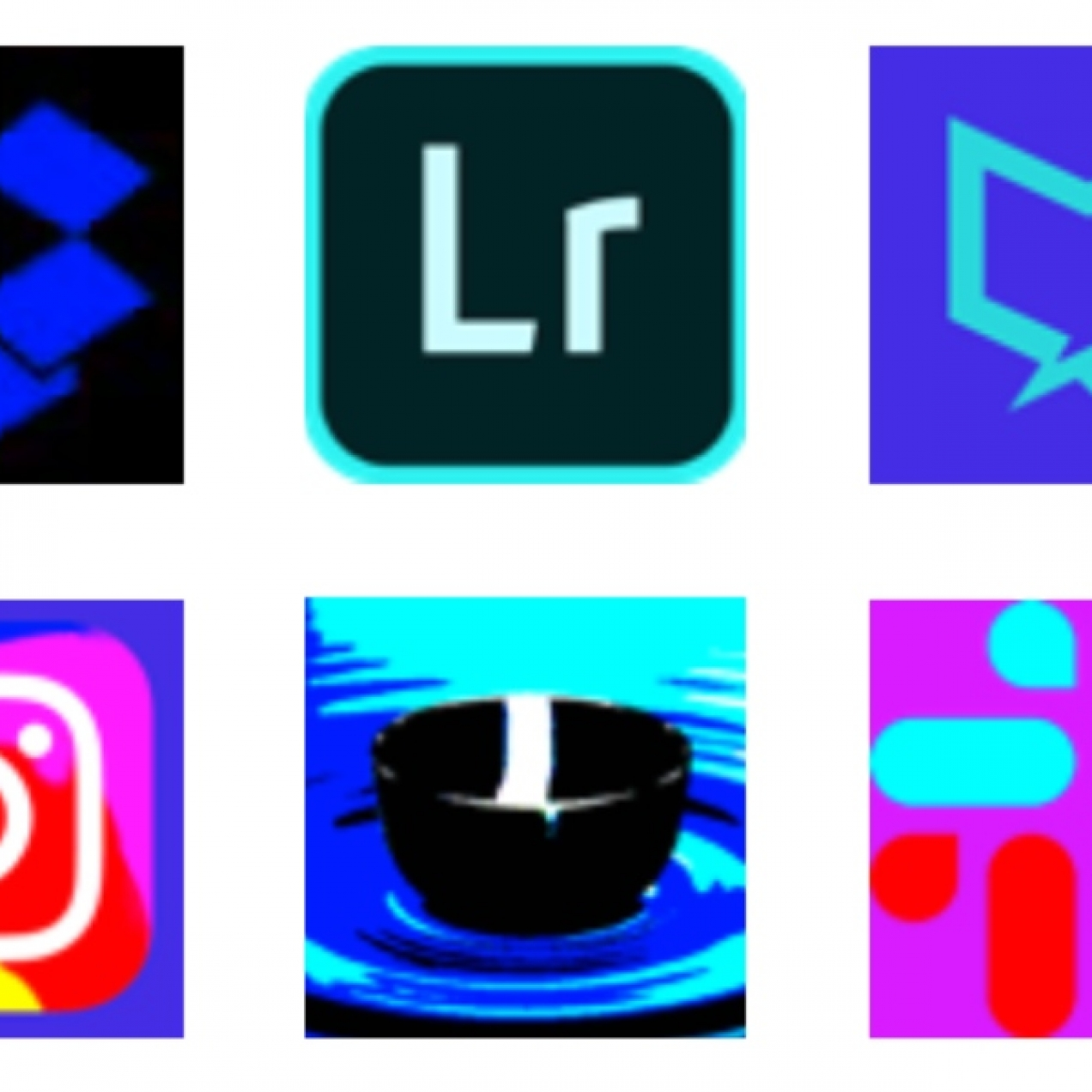 El placer que nos brindan las distintas apps….